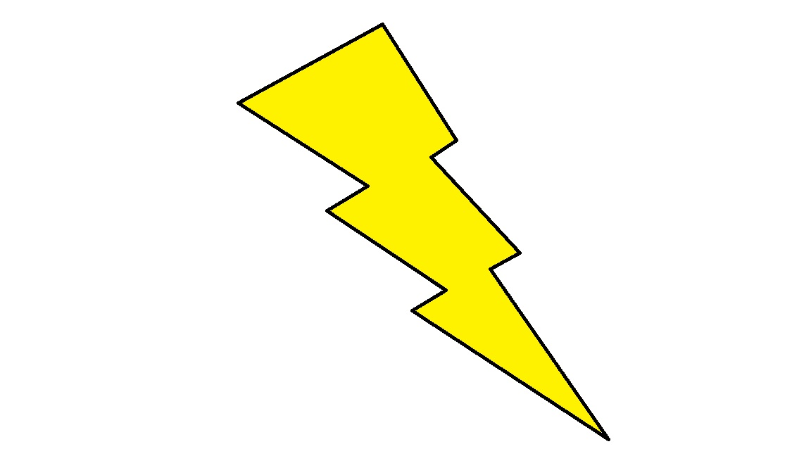 1152x648 Lightning Bolt Electric Clip Art 3 Clipartcow 5 Clipartix
