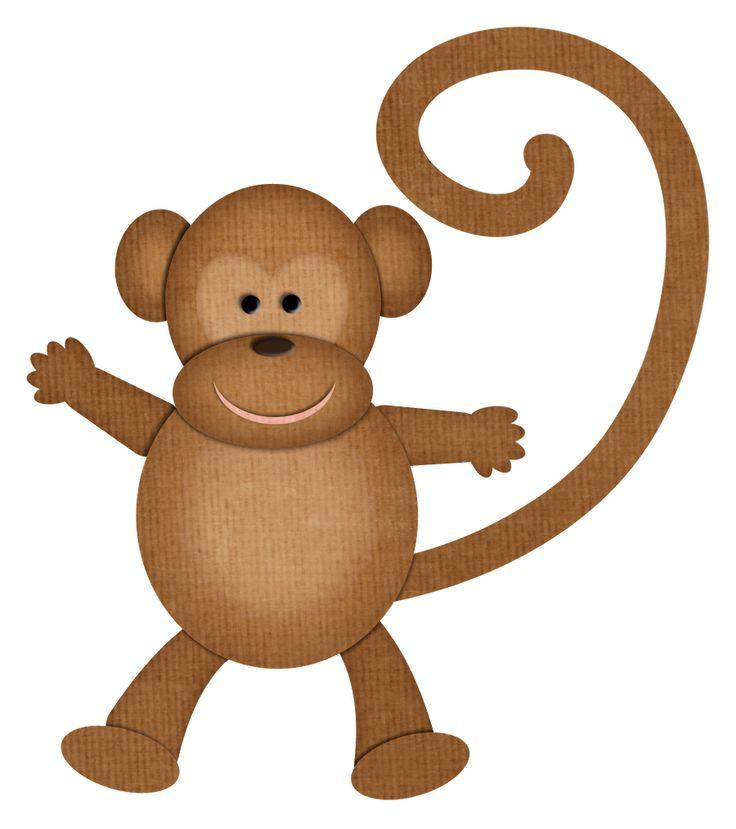 Image Of Monkey Clipart