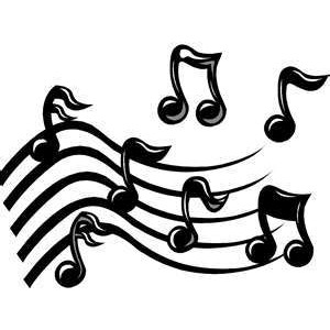 300x300 Music Notes Clipart