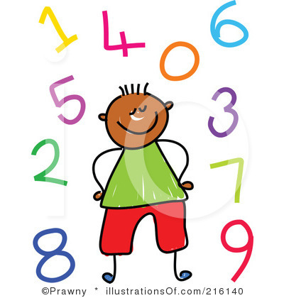 400x420 Numbers Clipart