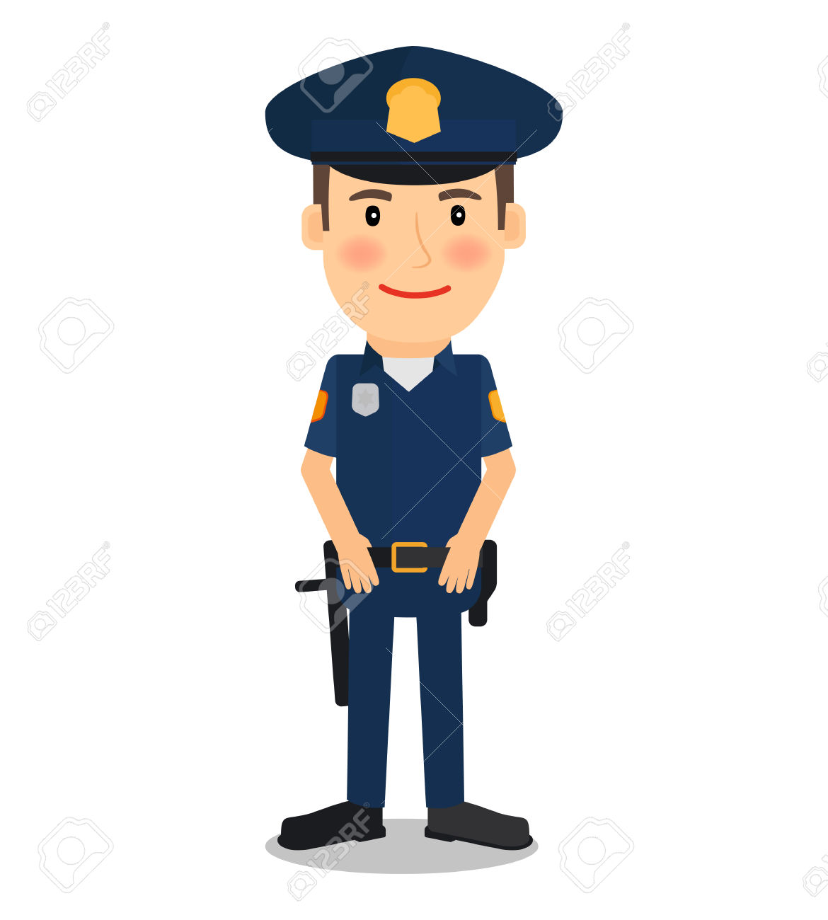 1170x1300 Cop Clipart Police Officer