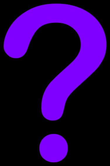 376x567 Purple Question Mark Clipart Clipartfest 2