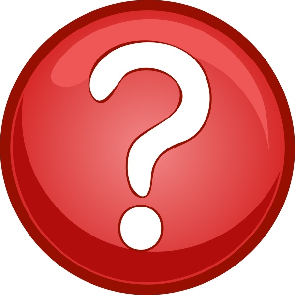 600x600 Animated Question Mark Clipart 3