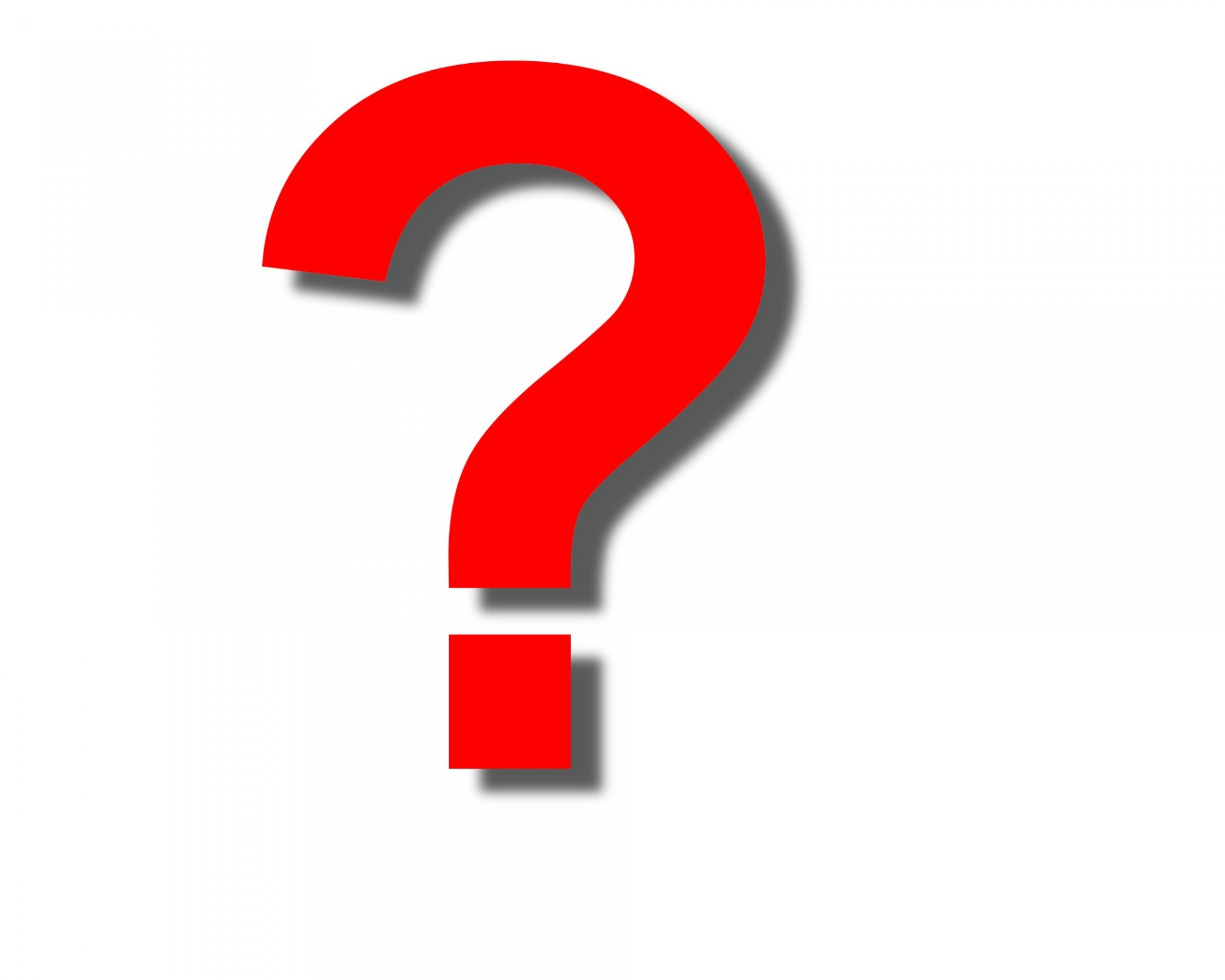 1920x1536 Question Mark Free Stock Photo