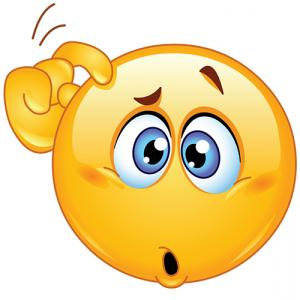 300x300 Clipart Face With Question Mark