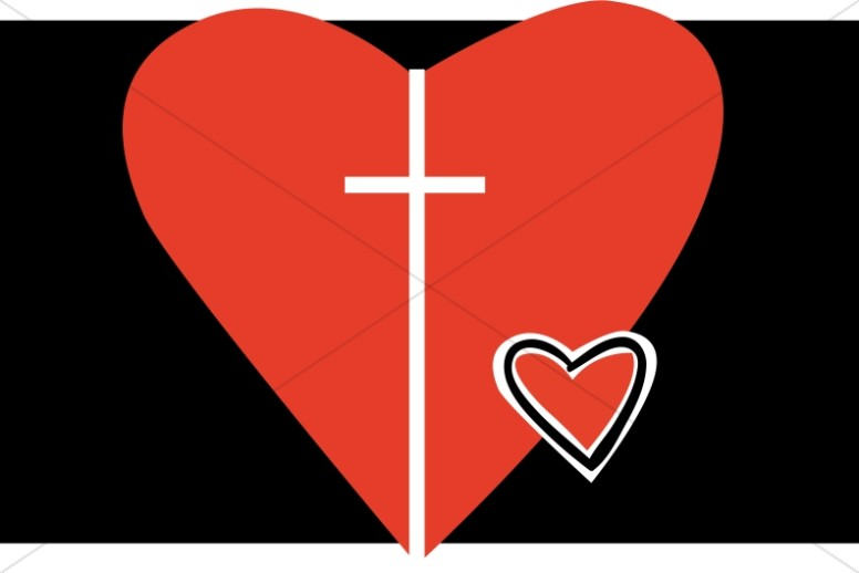 776x518 Christian Heart Clipart, Christian Heart Images