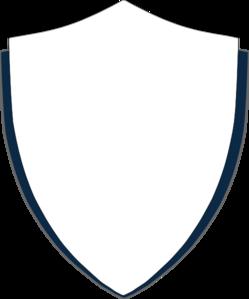249x299 Navy Gray Shield Clip Art