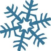 165x165 Snowflake Clipart, Snowflake, Snowflake Image
