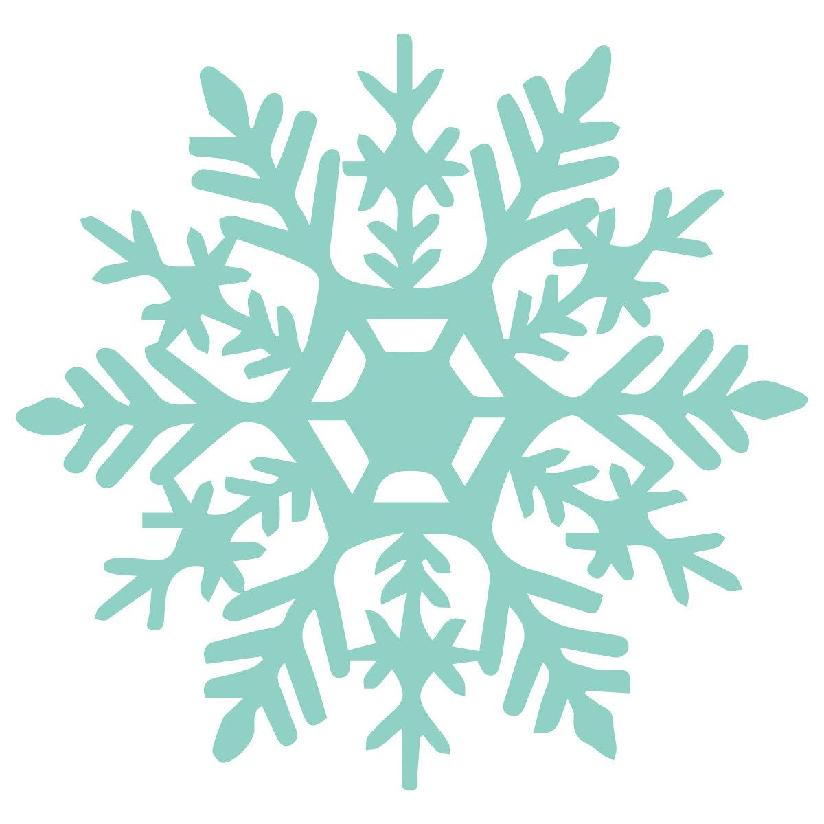 1200x1200 Frozen Snowflake Clipart