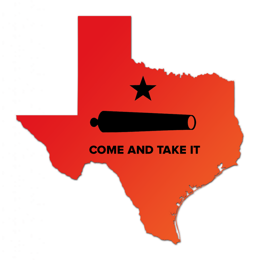 1021x1024 Keep Texas Red