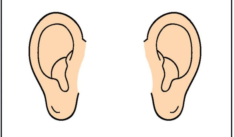 820x480 Cute Ear Clipart Cute Ear Clipart Ear Clip Art Ears Clip Art