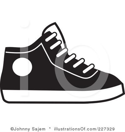 400x420 Sneaker Clip Art Amp Sneaker Clipart Images