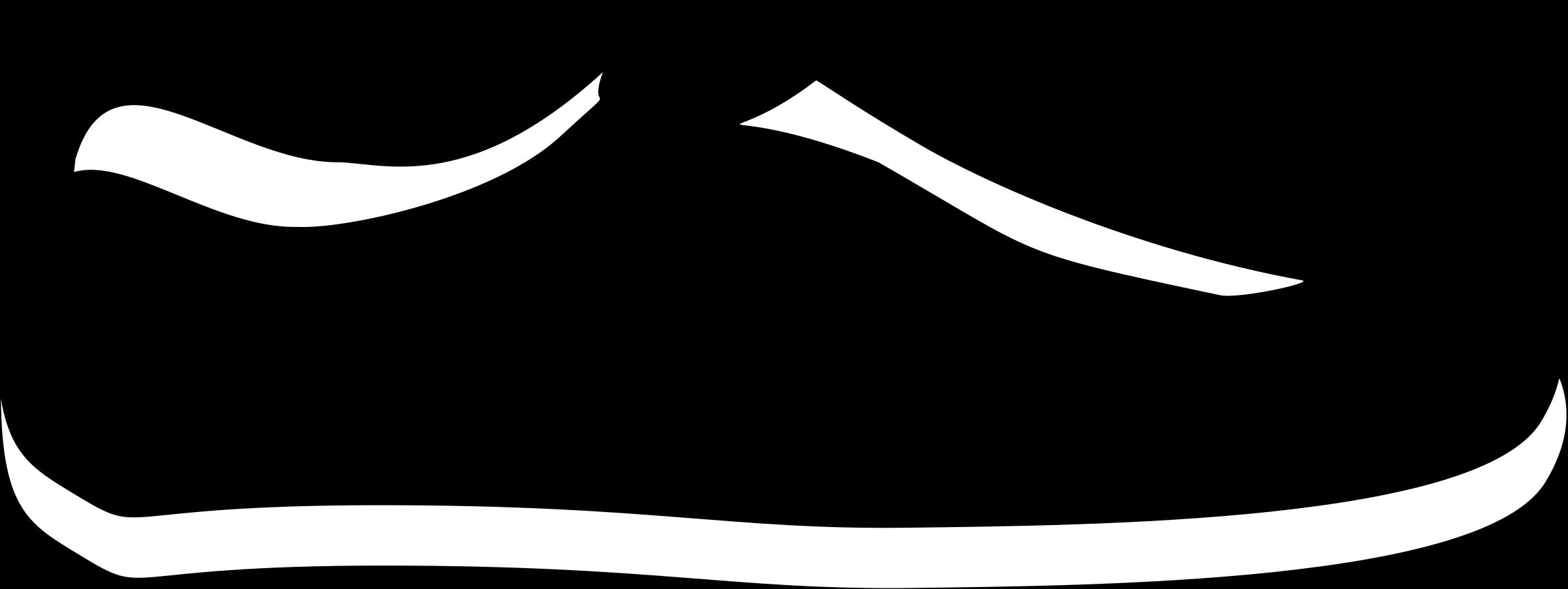 2400x903 Sneaker Clipart Chadholtz