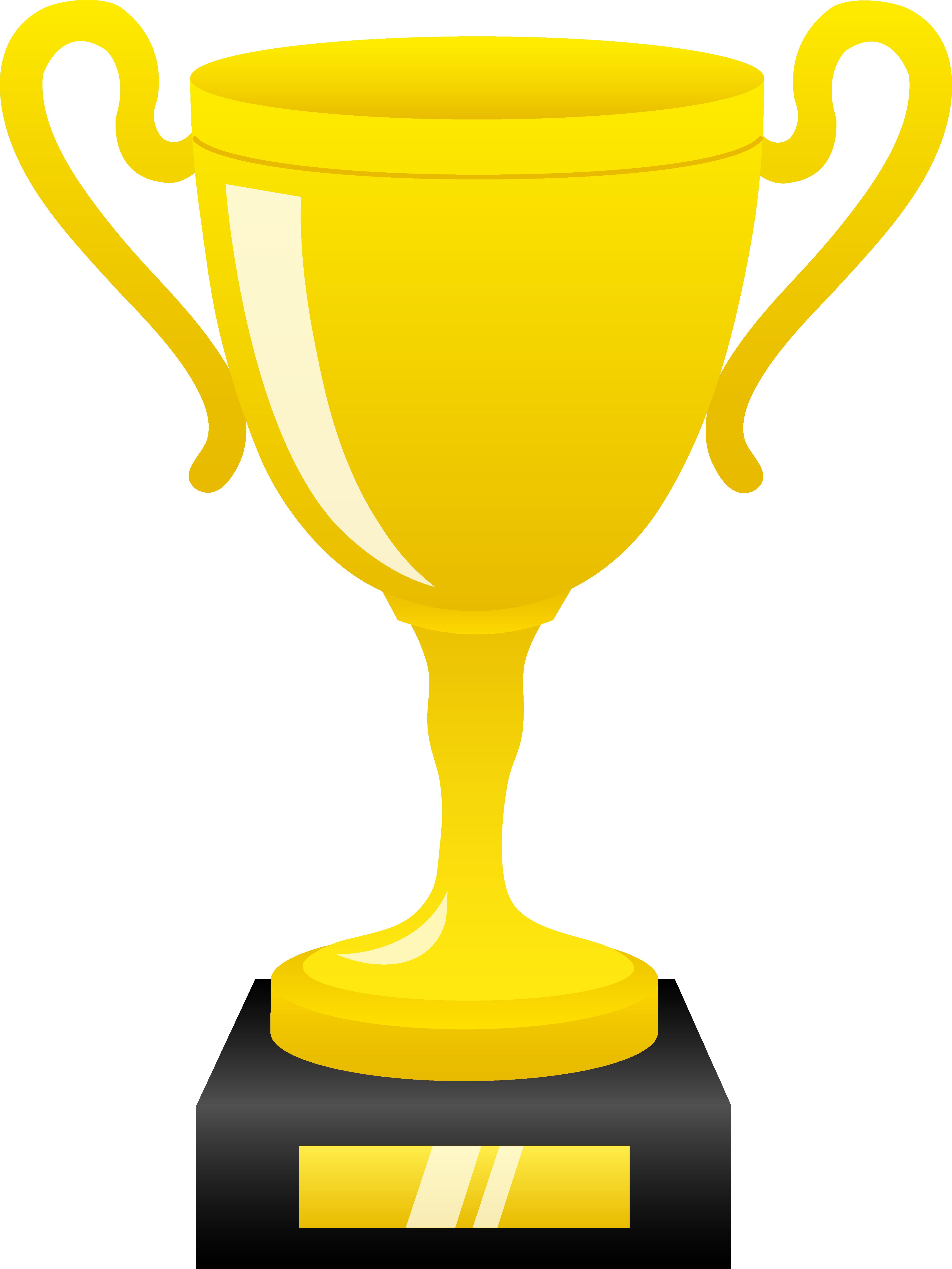 4193x5587 Shiny Golden Trophy