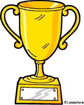 166x206 Trophies And Awards Clipart