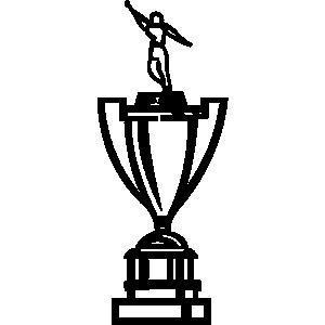 300x300 Trophy Clipart 4 Image