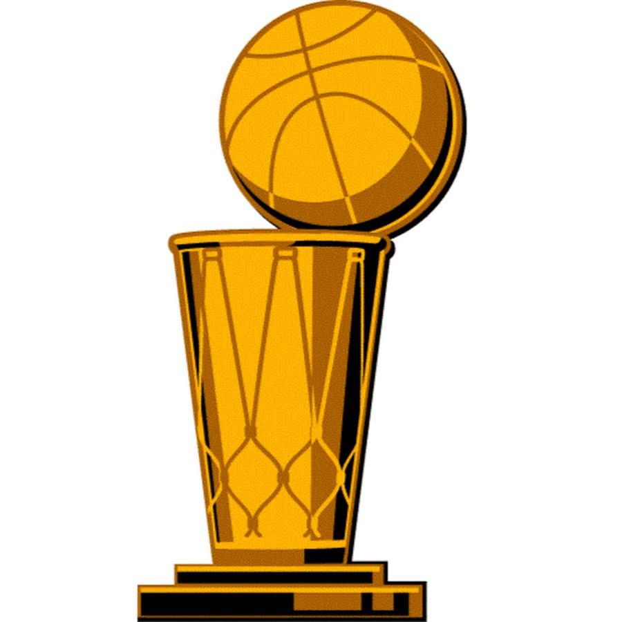 900x900 Trophy Clipart Nba Basketball