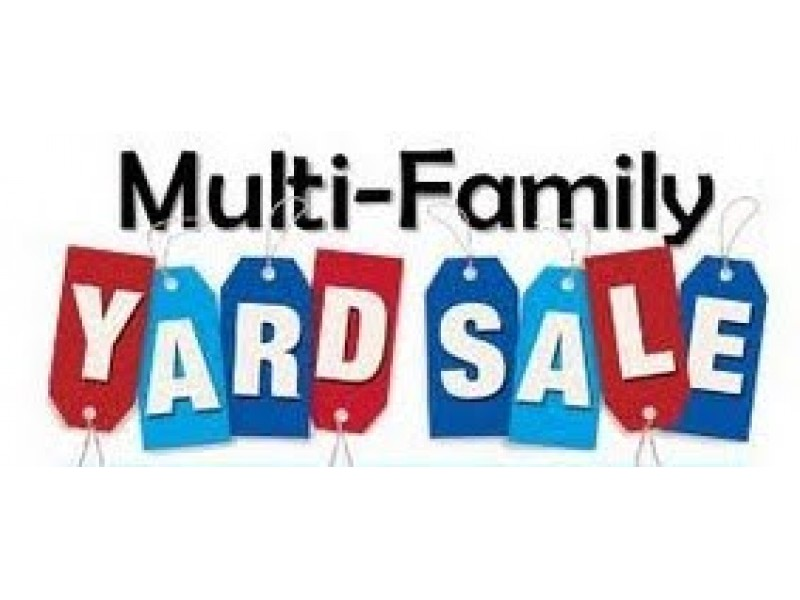 800x600 Multi Family Yard Sale (Bridgeville) Chartiers Valley, Pa Patch