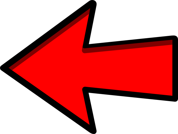 600x452 Red Arrow Clipart