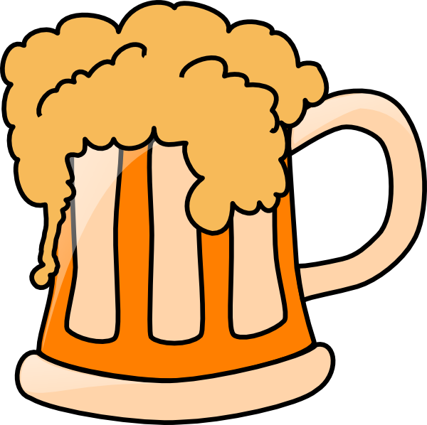 600x598 Root Beer Float Clip Art