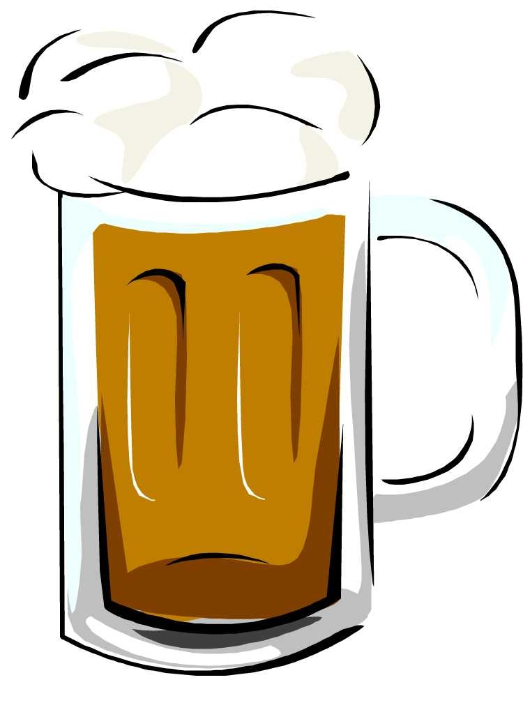 750x1031 Glass Of Beer Clip Art On Free Clipart Images Clipartix On Glass