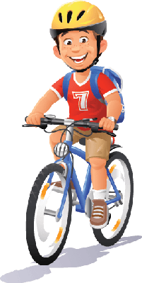 201x399 Bikes And Bicycles Clipart The Arts Media Gallery Pbs