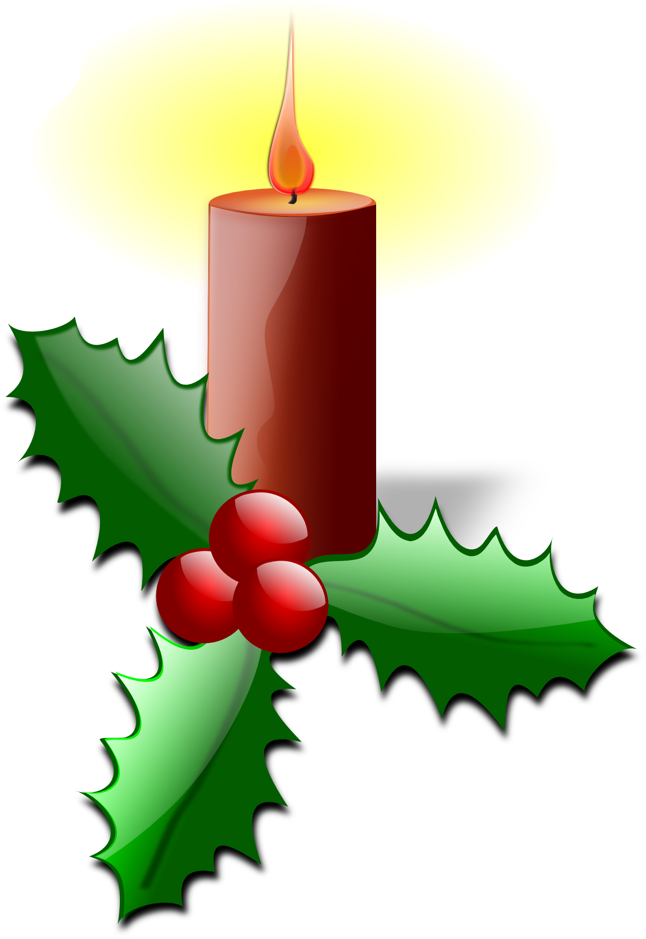 1331x1935 Christmas Holly Clip Art Clipart