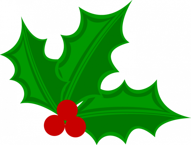 650x493 Christmas Holly Clipart Nice Coloring Pages For Kids