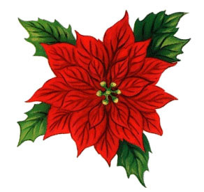 292x275 Free Christmas Clip Art Holly Clipart