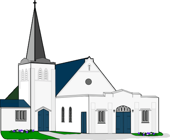660x543 Church Clipart Coloring Pages To Print