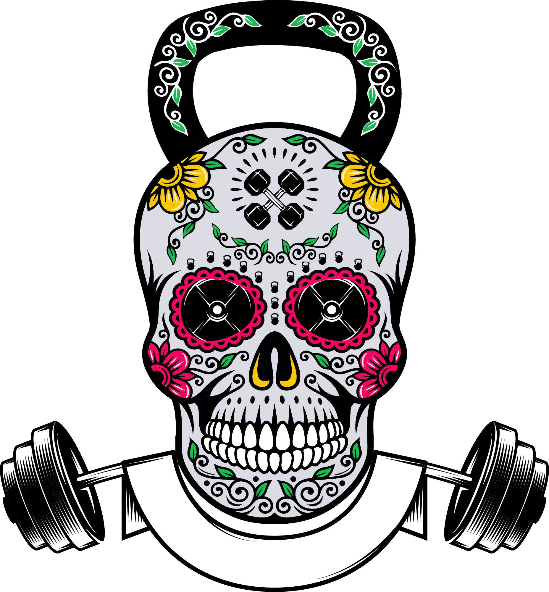 1856x2001 Cinco De Mayo Sugar Skull Mdi Apparel