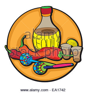 300x320 Cinco De Mayo Clipart Stock Photo, Royalty Free Image 122207500