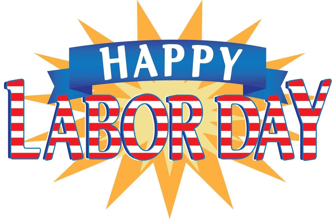 1349x893 Happy Labor Day 2017 Clipart