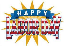 270x193 Vintage Labor Day Clipart Patrioticsticker Labour