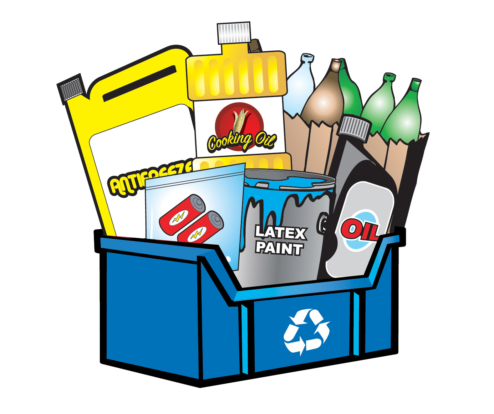 1579x1322 Recyclable Materials Clipart
