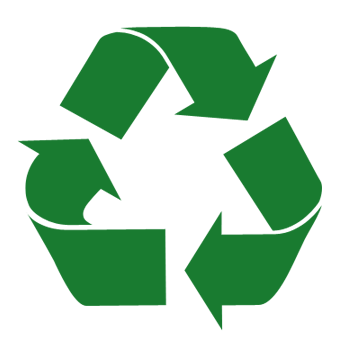 341x344 Recycle Clipart