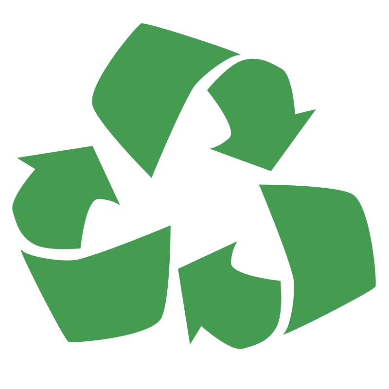 800x800 Recycle Free Recycling Clip Art