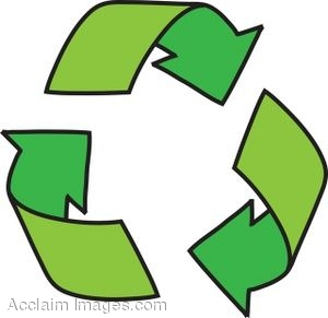 300x291 Recycled Clipart