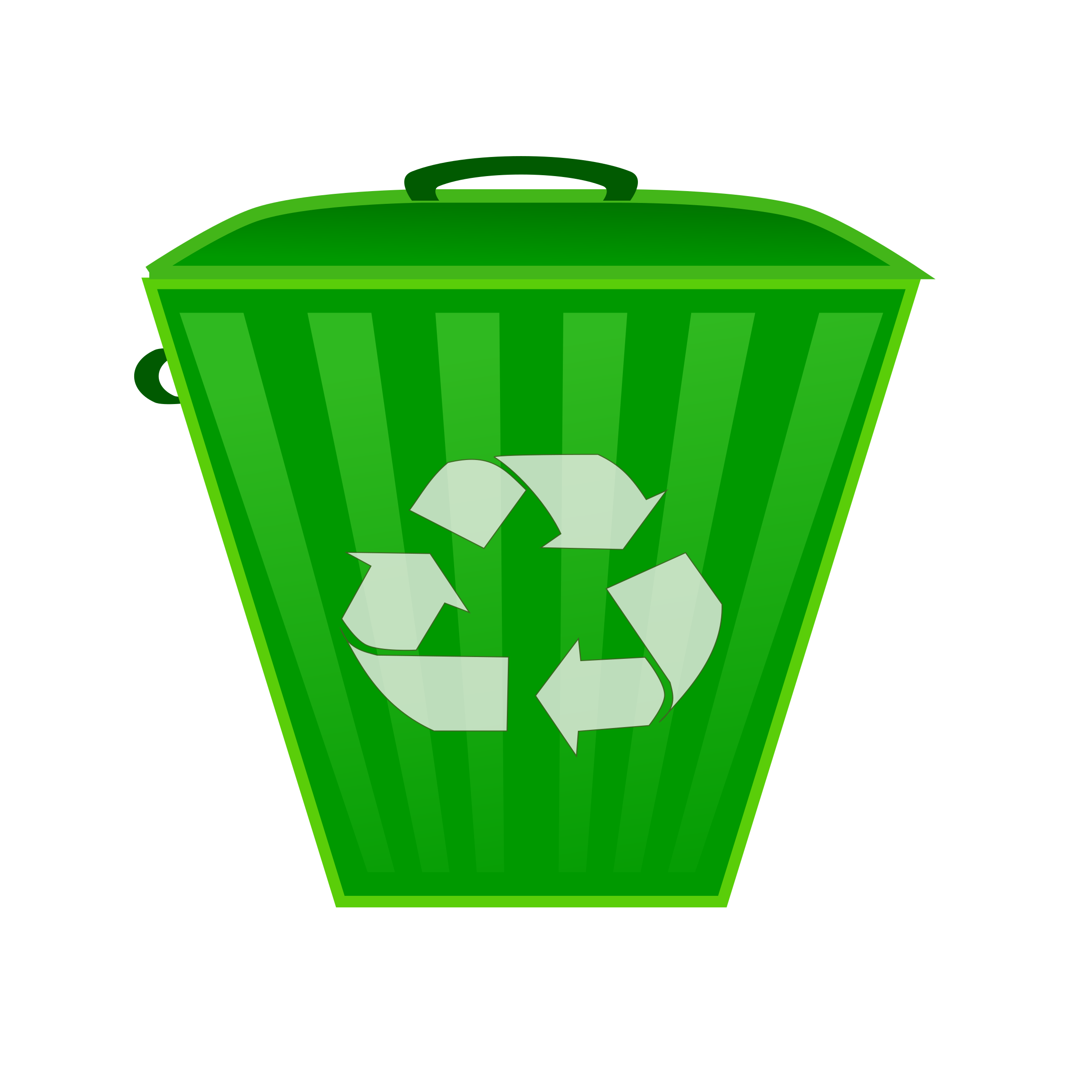 2400x2400 Can Clipart Recycling Can