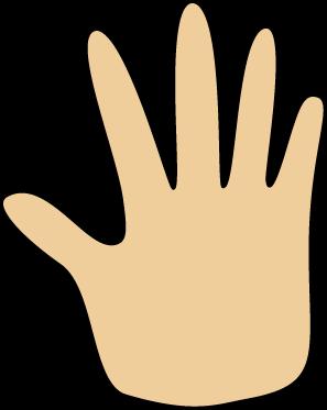 297x373 Hands Clip Art