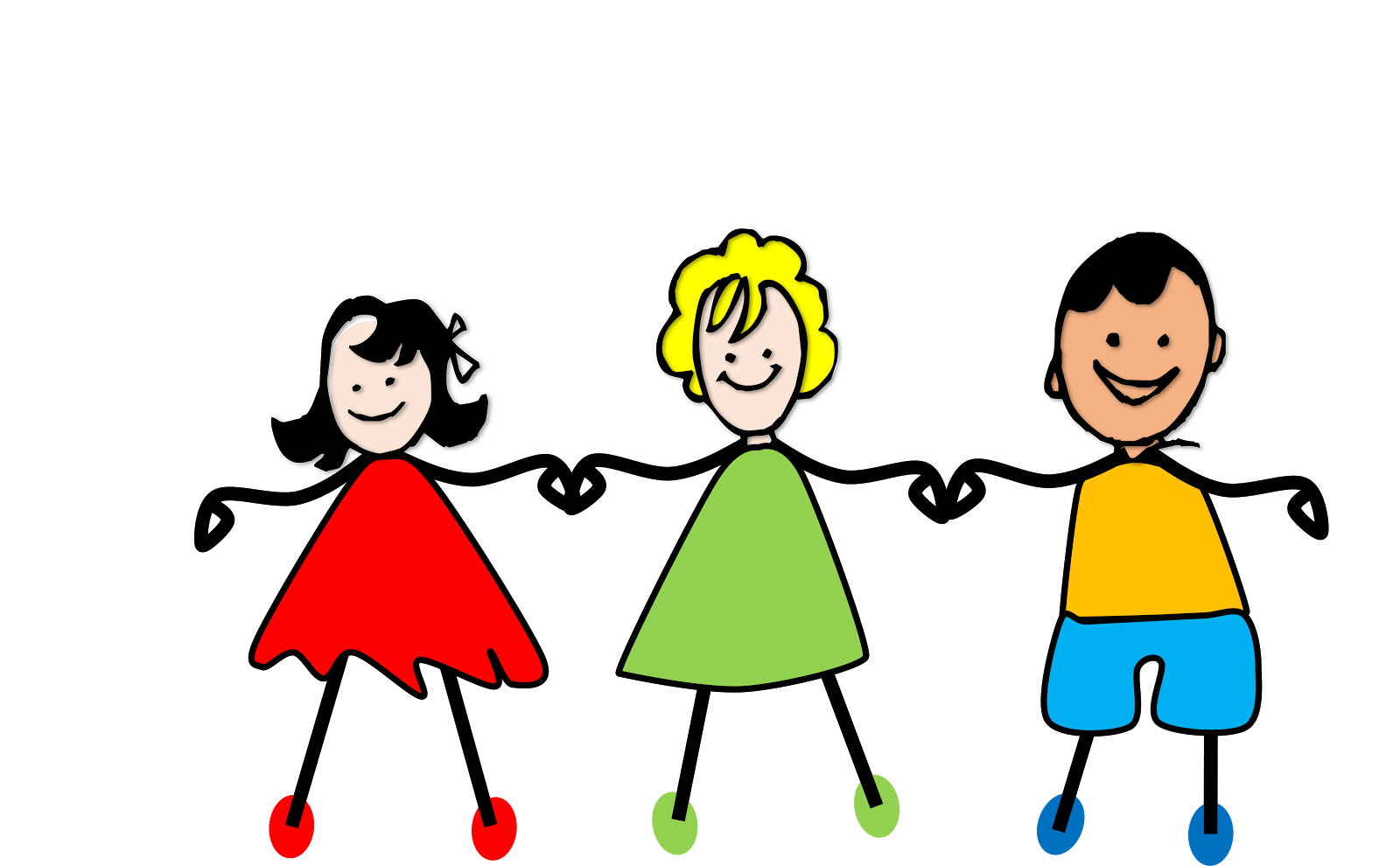 1600x990 Kids Holding Hands Clipart Many Interesting Cliparts
