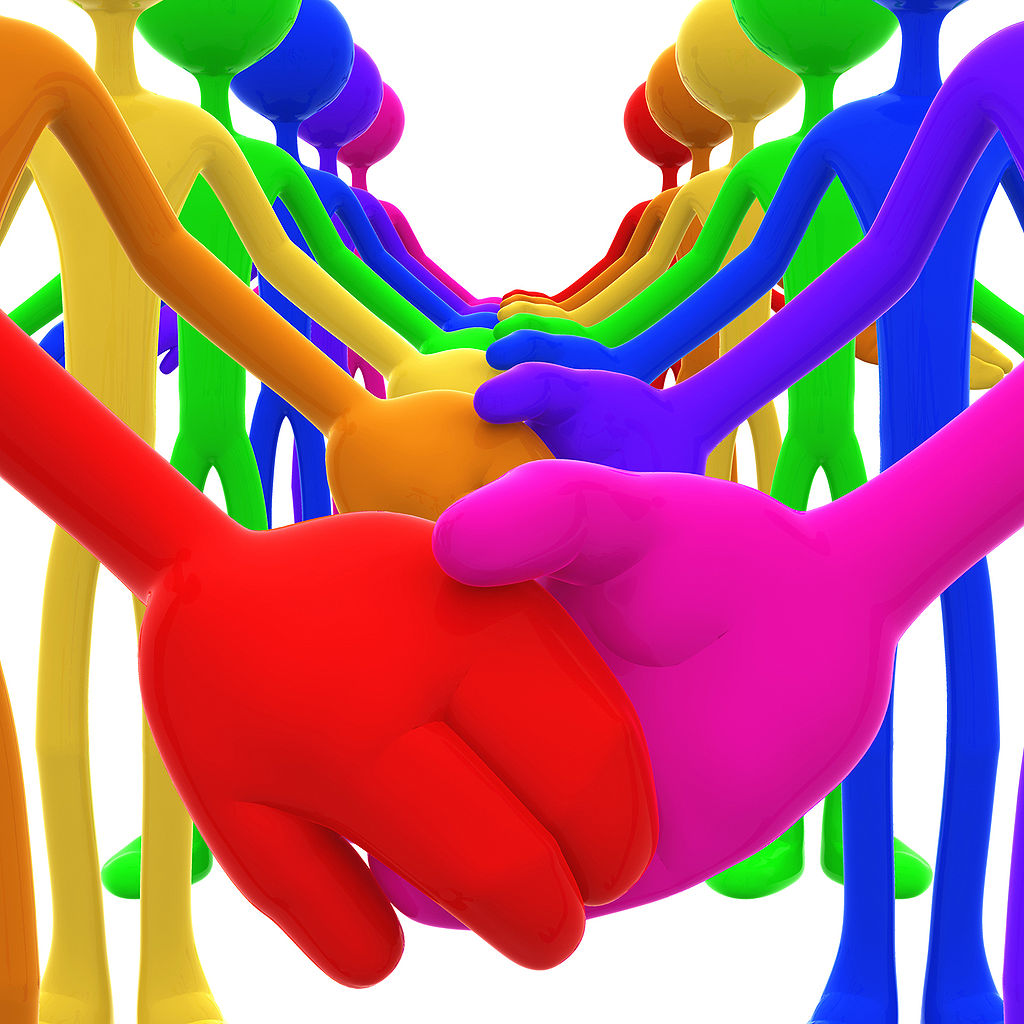 1024x1024 Unity Hands Clipart