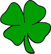178x189 Four Leaf Clover Clipart