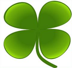 240x227 4 Leaf Clover Four Leaf Clover Clipart