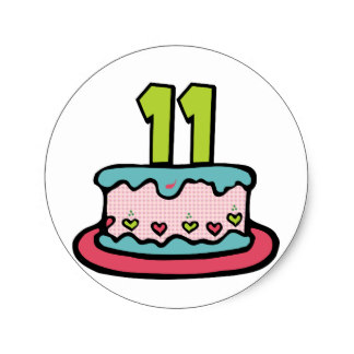 324x324 Birthday Cake Clipart