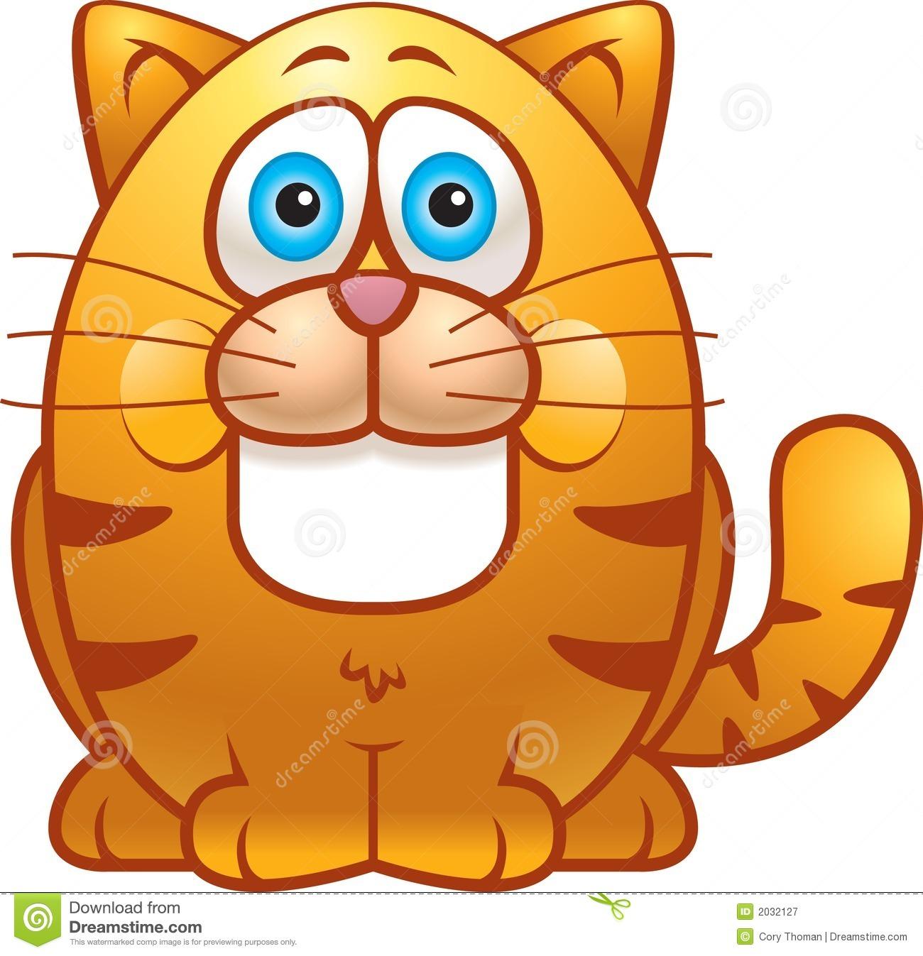 1300x1347 Fat Cat Clipart