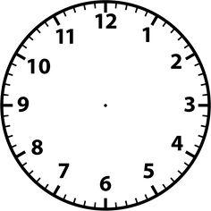 236x236 Blank Clock Clipart 9tzeojyjc Jpeg