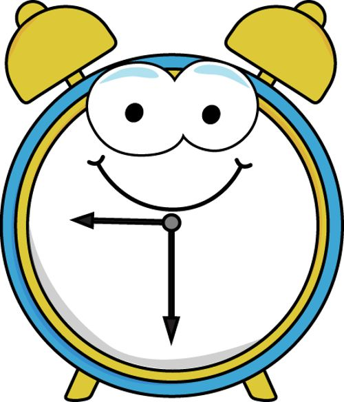 500x584 Time Clock Clipart