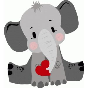Images Of A Elephant Clipart
