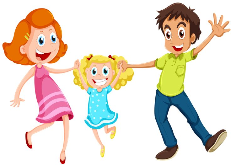 Images Of A Family Clipart